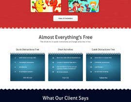 #4 for Single-page marketing page needed af saidesigner87