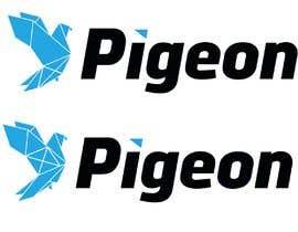 #76 pёr Design a logo for a project called pigeon nga SalmaHB95