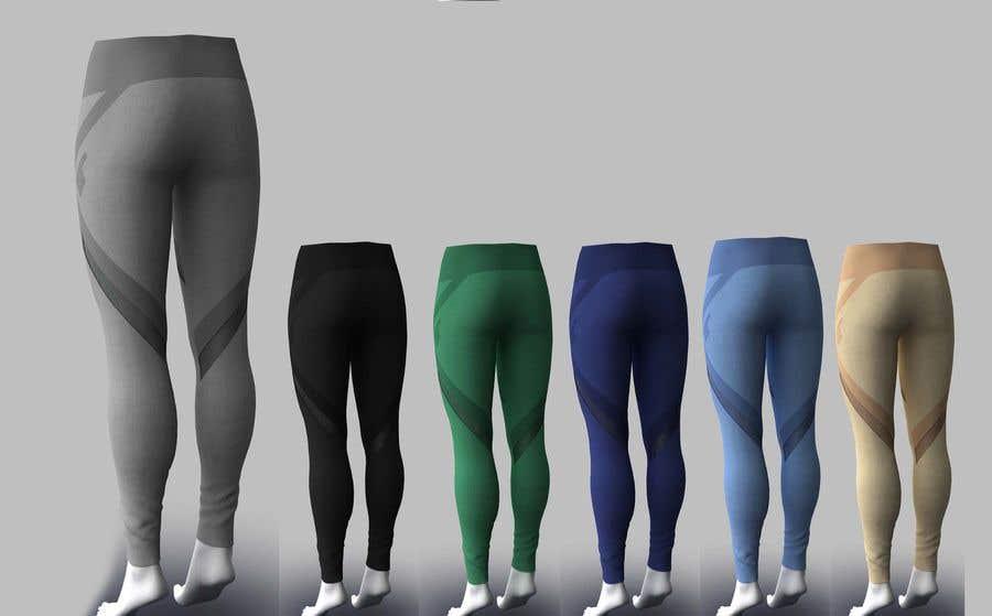 Kandidatura #                                        15                                     për                                         Leggings design