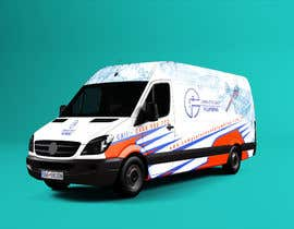 #6 pёr Design a Van and Ute wrap for my business nga arunteotiakumar