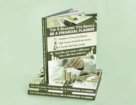 """#17 pёr Book Cover. """"Top 5 Reasons You Should Be A Financial Planner"""" nga YassineMzr"""