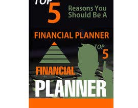 """#66 pёr Book Cover. """"Top 5 Reasons You Should Be A Financial Planner"""" nga letindorko2"""