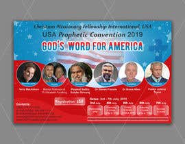 #26 pёr USA Conference Flyer Design nga forhaad