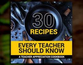 #44 pёr Cookbook - Book Cover Contest nga scraaz70