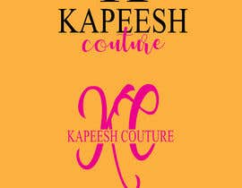 #18 pёr We are needing this logo attached redesigned. We are needing a more polished and modern design. The colors are hot pink, black and white. This is a women's clothing boutique. Please be original. KAPEESH COUTURE nga JubairAhamed1