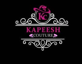 #26 za We are needing this logo attached redesigned. We are needing a more polished and modern design. The colors are hot pink, black and white. This is a women's clothing boutique. Please be original. KAPEESH COUTURE od babitakumawat
