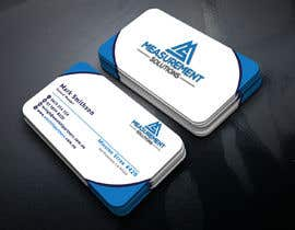#189 untuk Competition for the Best Business Card Design oleh MDSUMONSORKER