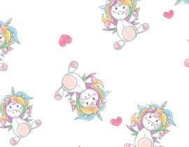#58 za Design a Cute Unicorn Pattern od DaneyraGraphic