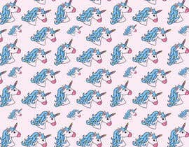#52 za Design a Cute Unicorn Pattern od Mimi212