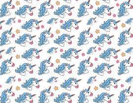 #53 za Design a Cute Unicorn Pattern od Mimi212