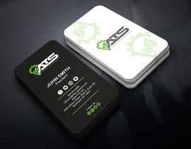 #291 pёr ATS Presentation Business Card Design nga FALL3N0005000