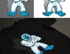 #13 za I need a cartoon Yeti mascot od gilart