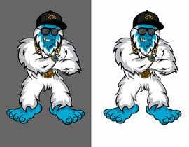 #28 za I need a cartoon Yeti mascot od gilart