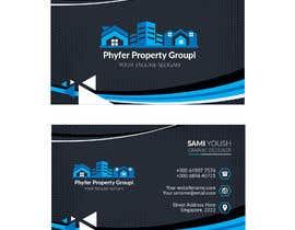 #49 za Need a modern professional Real Estate Logo & Business card layout od Taslijsr