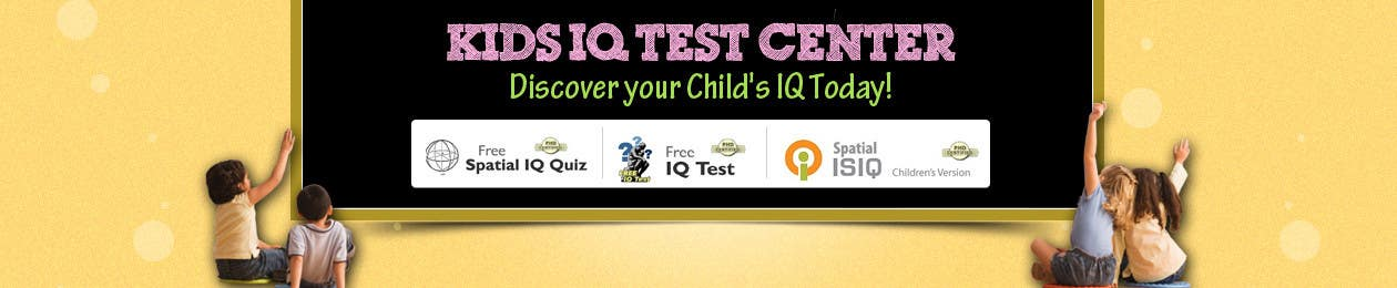 Proposition n°38 du concours Banner Ad Design for Kids IQ Test Center - Winner Gets $100