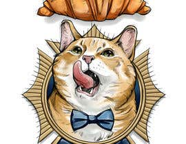 #119 za Draw tattoo style images of my cat od miqeq