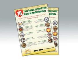 #20 za Design a poster - 10 habits to follow for Natural Health od deepakshan