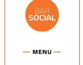 Nro 92 kilpailuun Design/Create funky food menu for bar/restaurant in MS Word käyttäjältä thtoufiq