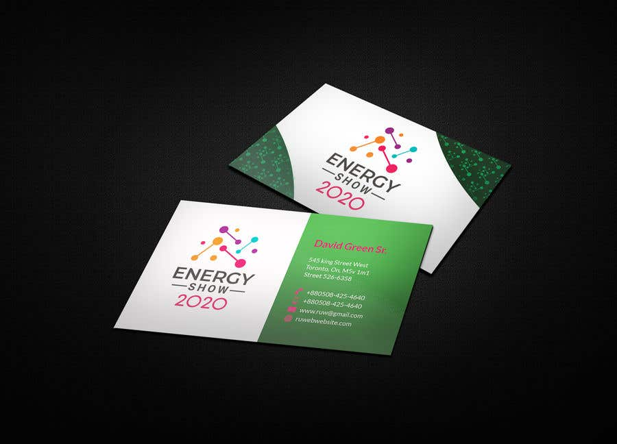 Contest Entry #723 for Business card and e-mail signature template.