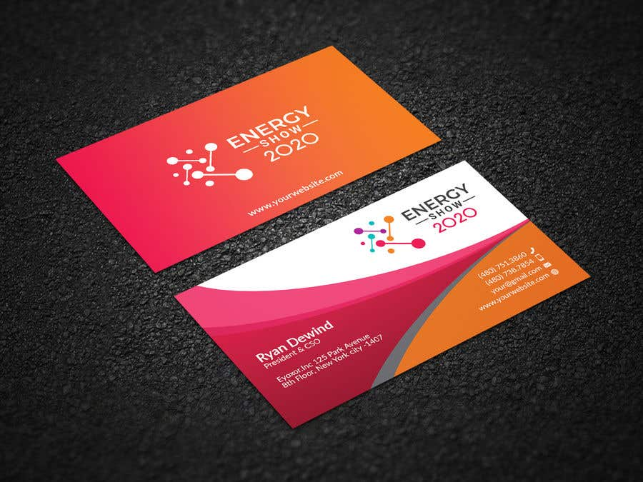 Contest Entry #817 for Business card and e-mail signature template.