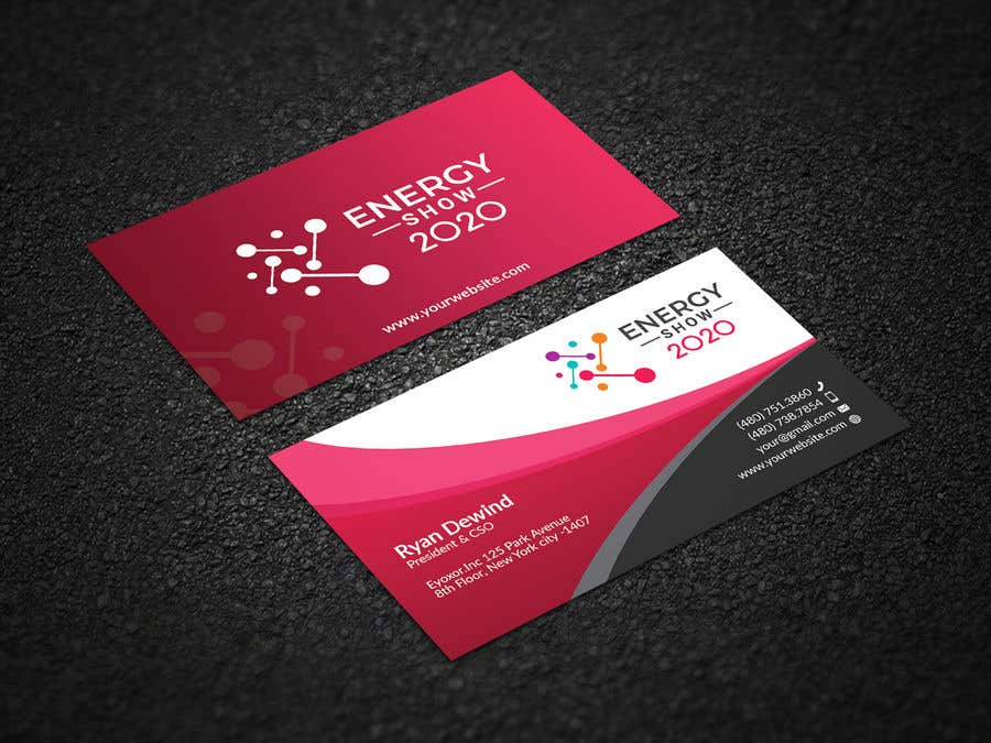 Contest Entry #818 for Business card and e-mail signature template.