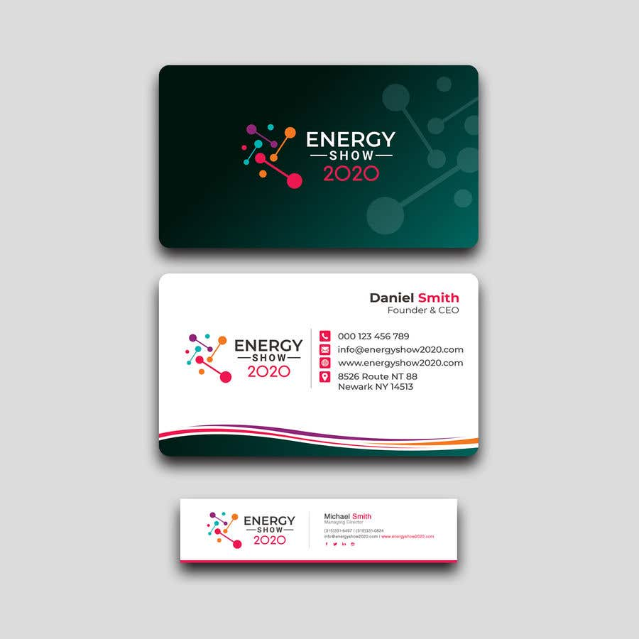Contest Entry #481 for Business card and e-mail signature template.