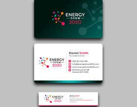 #483 for Business card and e-mail signature template. by iqbalsujan500