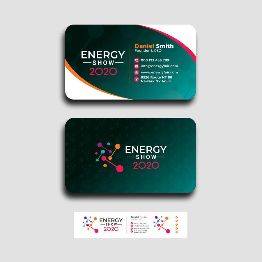 Contest Entry #655 for Business card and e-mail signature template.