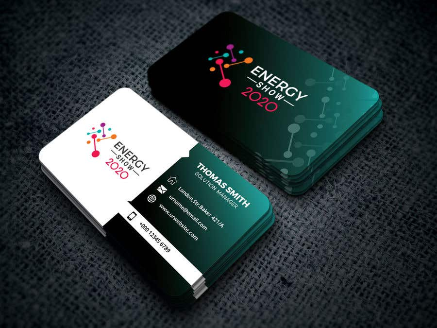 Contest Entry #478 for Business card and e-mail signature template.