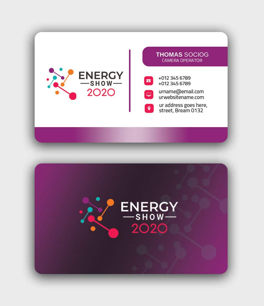 Contest Entry #774 for Business card and e-mail signature template.