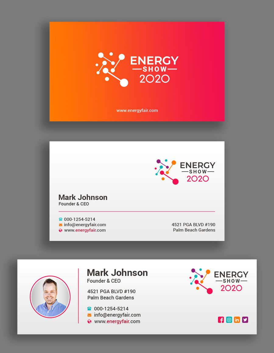 Contest Entry #382 for Business card and e-mail signature template.