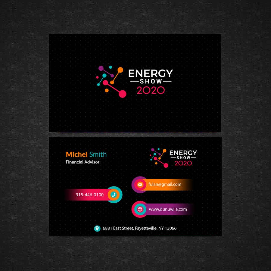 Contest Entry #633 for Business card and e-mail signature template.