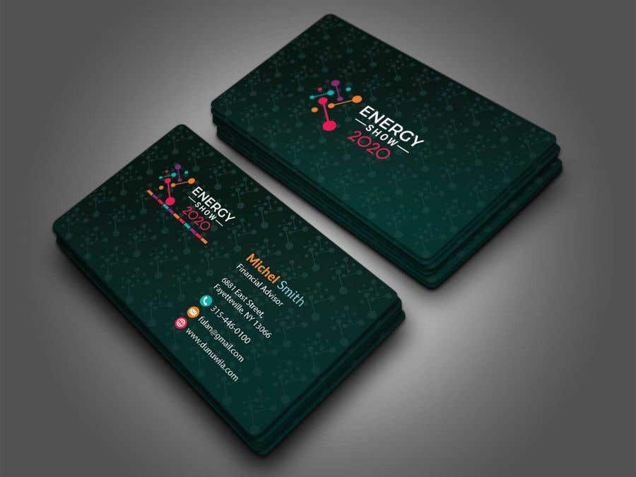 Contest Entry #712 for Business card and e-mail signature template.
