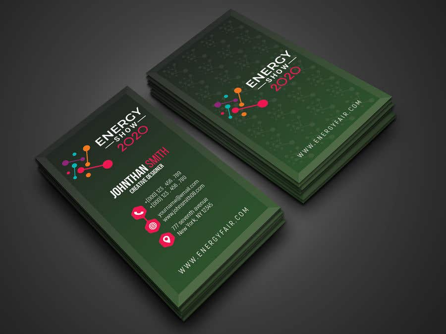 Contest Entry #650 for Business card and e-mail signature template.
