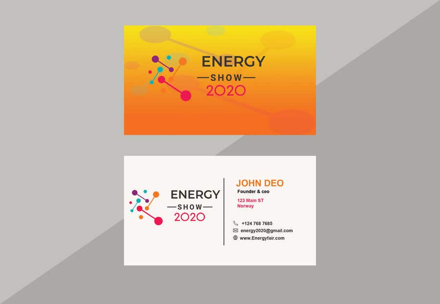 Contest Entry #430 for Business card and e-mail signature template.