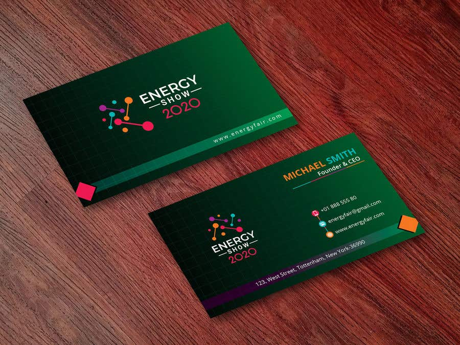 Contest Entry #718 for Business card and e-mail signature template.