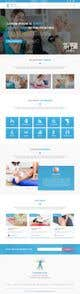 Imej kecil Penyertaan Peraduan #26 untuk Need PSD for physical therapy website home page