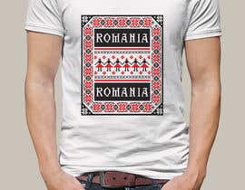 #27 for T-SHIRT DESIGN FOR ROMANIA by ciprilisticus