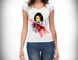 #9 za Tee Shirt illustration od sharmapartha