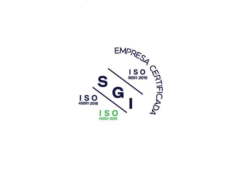 Inscrição nº                                         5                                      do Concurso para                                         Logotipo SGI