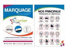 nº 23 pour Conception d'un flyer pour une agence de com par Reffas