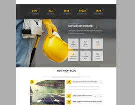 #290 za Complete rebranding and complete redesign of a current website od codervai