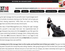 #9 za Create Website design - Easy work od titudey5