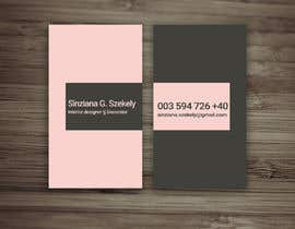 #57 za Business Cards for an Interior Designer od looterapro01