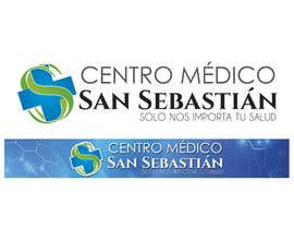 "#124 za Logo y eslogan ""Centro Médico San Sebastián"" od Morphoazul"