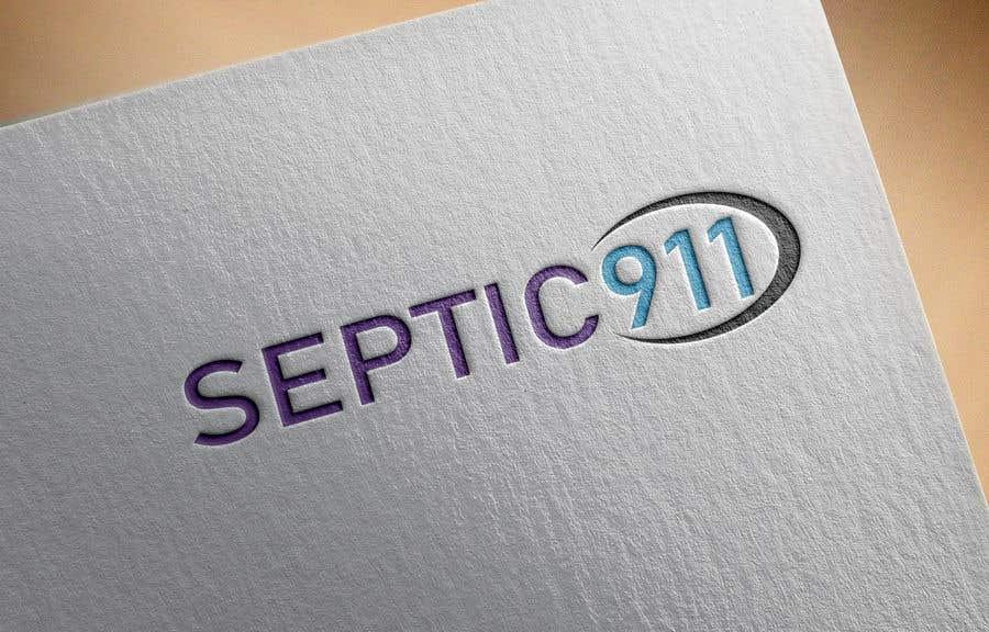 Inscrição nº 52 do Concurso para Septic 911 logo creation
