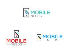 #187 สำหรับ Logo Design (Mobile Needs) โดย asifjoseph