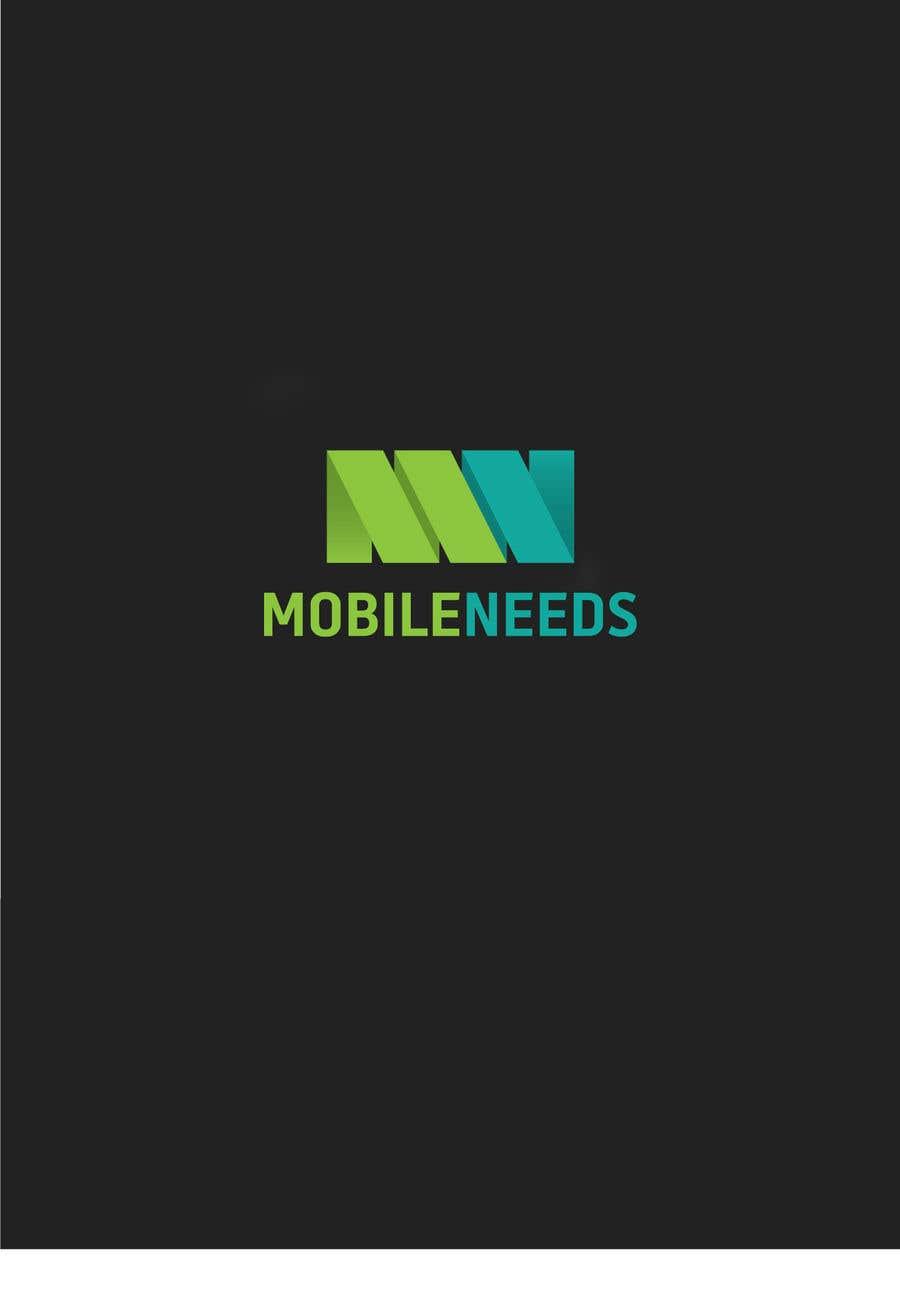"""Intrarea #196 pentru concursul """"Logo Design (Mobile Needs)"""""""