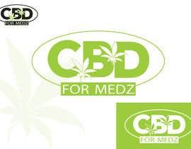 #81 za Logo Design for cbd company CBD For Meds od AshishMomin786
