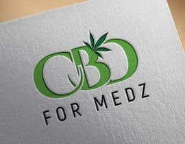 #36 za Logo Design for cbd company CBD For Meds od rhimu786